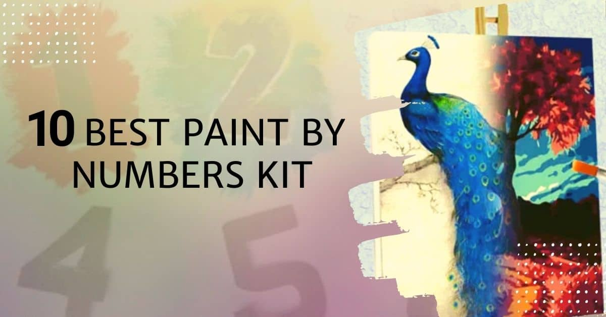 10 Best Paint by Numbers kit