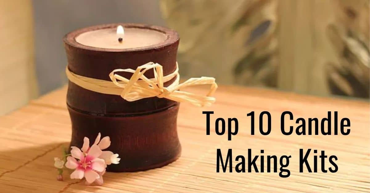 Top 10 Candle making Kits for beginner