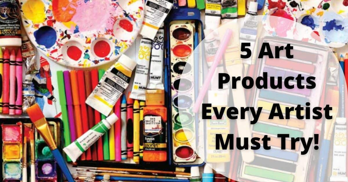 Best Art Products Every Artist Must Try